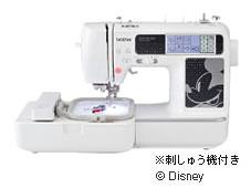 デジタル刺繍ミシン